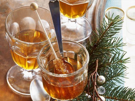 Jagertee ist ein Rezept mit frischen Zutaten aus der Kategorie Getränke. Probieren Sie dieses und weitere Rezepte von EAT SMARTER!