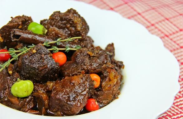 Simple Guyanese Pepperpot Recipe.