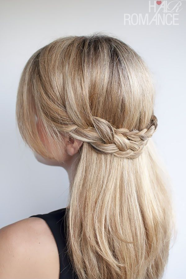 5 peinados fáciles para invitadas de boda   Preparar tu boda es facilisimo.com