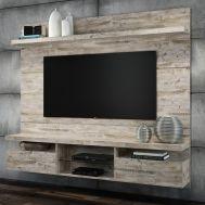 Painel para TV Até 55 Polegadas Livin 1.8 Aspen - Hb Móveis