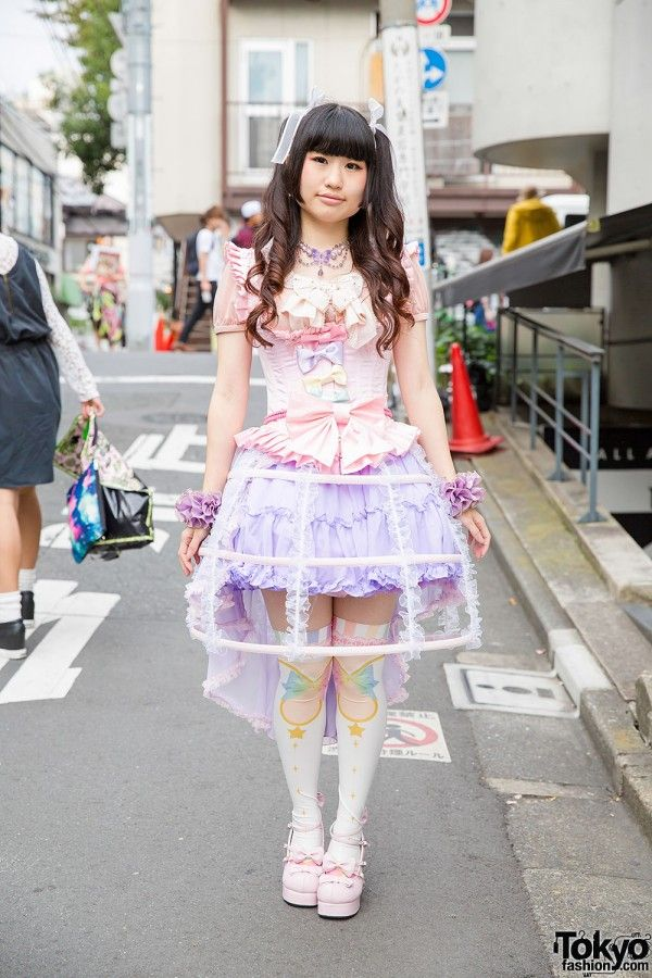 176 Best Images About Harajuku Style On Pinterest