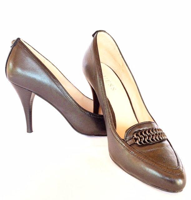 Zapatos de salon GUESS nuevos sin estrenar, podrás encontrar esto y mucho  mas en http