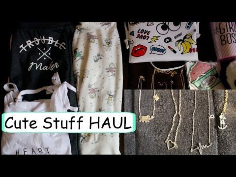 Haul | Cute & Quirky Haul Video & Unboxing of Sugarbox