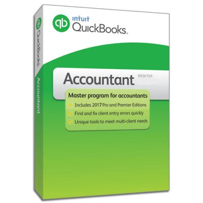 Ad Intuit Quickbooks Premier Accountant Edition 2018 Uk Edition Download In 2020 Quickbooks Business Accounting Software Accounting