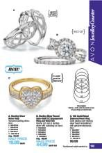 Avon Brochure elegant #rings for your special girl! Click here to view my current brochure: http://www.avon.ca/shop/en/avon-ca-next/brochure-list?BP=V5vFbOSlApk%3d https://interavon.ca/elisabetta.marrachiodo https://facebook.com/avonformakeup