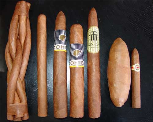 Prices for cigars can be wildly divergent, from hundreds of dollars for vintage, pre-embargo Cuban cigars, to 49 cents for a grape-flavored Swisher Sweet.