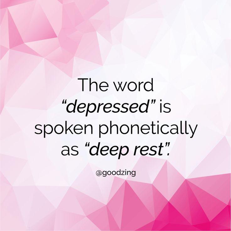 Quotes on Depression