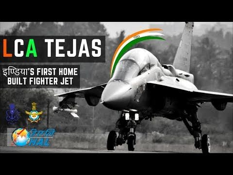 The HAL Tejas is an Indian single-seat, single-jet engine, multirole light fighter designed by the Aeronautical Development Agency (ADA) and Hindustan Aeronautics Limited (HAL) for the Indian Air Force and Navy. Lethal War Machine #MakeInIndia -LCA TEJAS HAL Tejas – Indian Light Combat...
