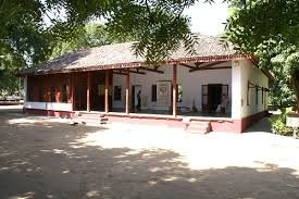 "Sabarmati Ashram, formerly known as 'Satyagraha Ashram"", situated in Ahmedabad at the Kocharab Bungalow of Jivanlal Desai, a barrister. Later on it was shifted to the banks of Sabarmati river and then it came to be known as 'Sabarmati Ashram'. Gandhi stayed at the Ashram from 1915 to 1933 later on the Ashram was disbanded. The Ashram is a witness to many important historical events. Please Shopping This Site:- http://sendrakhitoahmedabad.com/"