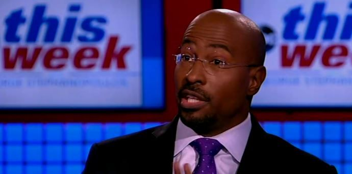 Van Jones called out the race-based hypocrisy of Republicans by bluntly stating that Obama would be in Guantanamo if he had one week like Trump.