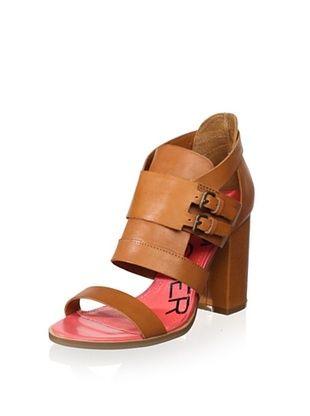 74% OFF Kelsi Dagger Women's Gina Sandal (Luggage)