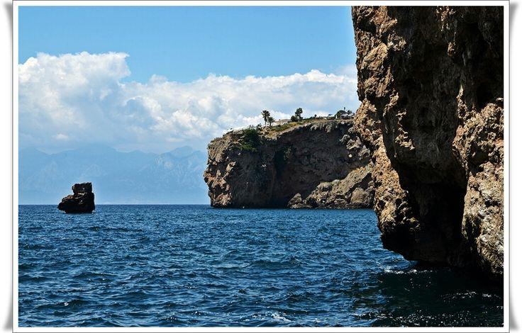 Cliffs in Antalya - Antalya, Antalya