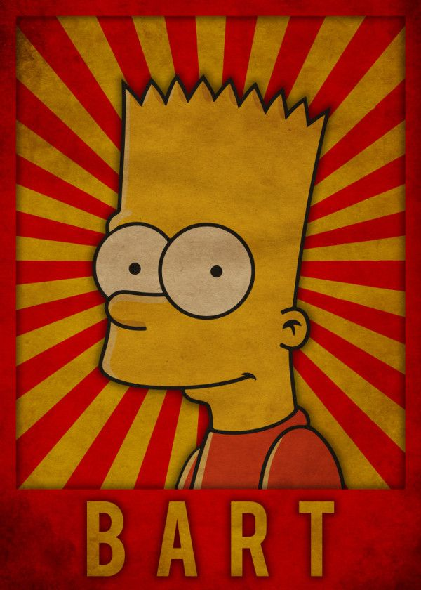 the simpsons characters bart simpson