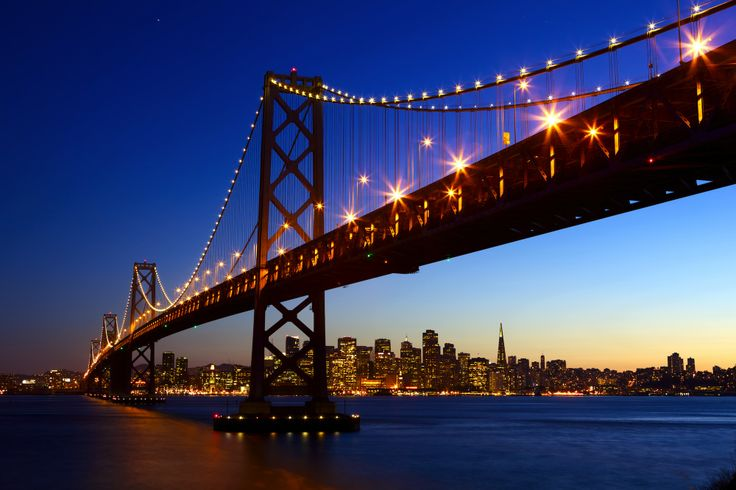 Three days in San Francsico will give guests plenty of time to explore the area.