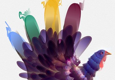 How to Create a Modern Hand Turkey in Adobe Illustrator