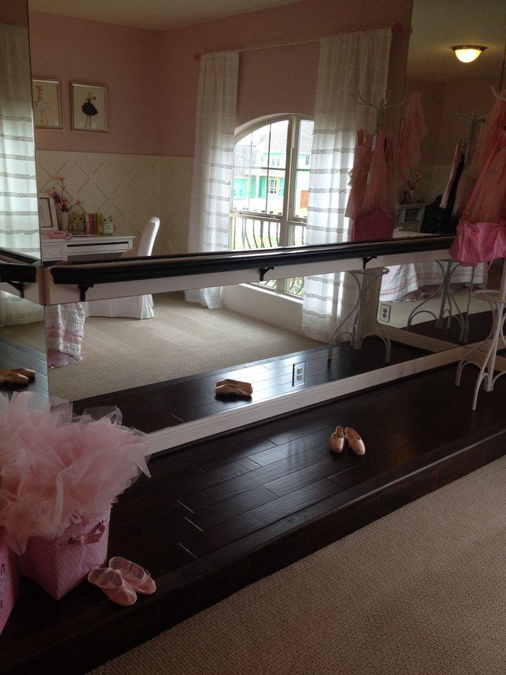 Ballet inspired room for the next house