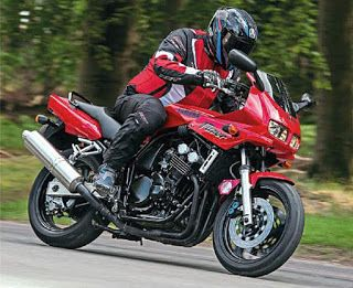 Some bikes – just a few – manage to be just that bit more than just the sum of their parts. Yamaha's Superb FZS600 Fazer is just that.