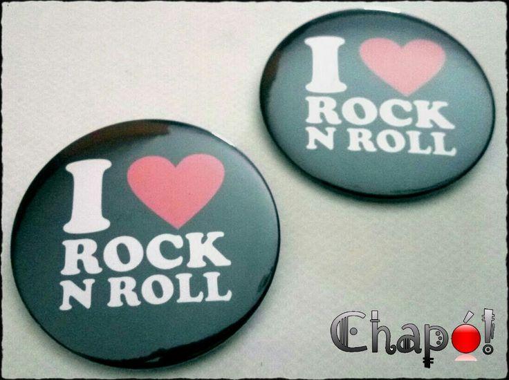Ohhh yeahhh! #Chapó #chapaspersonalizadas #rock