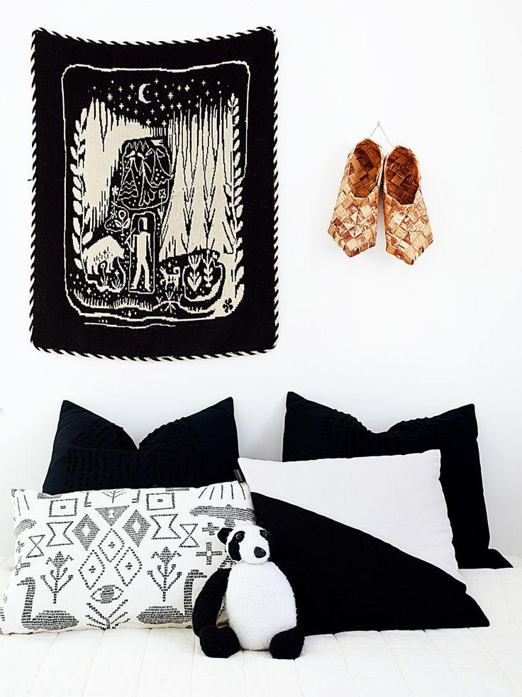 Bedroom at Hunajaista