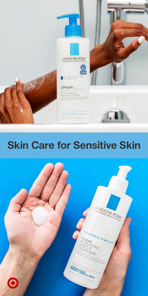 Cleanse With La Roche Posay In 2020 Gentle Facial Cleanser Roche La Roche Posay