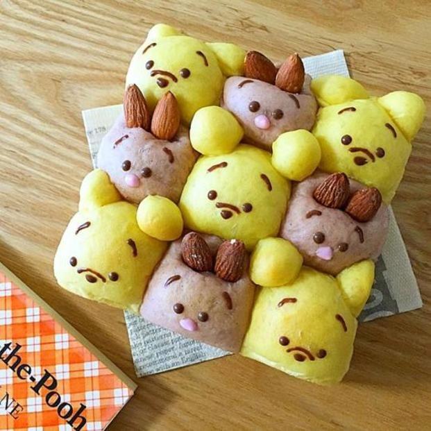 可愛すぎ♡キャラクターの「#ちぎりパン」がSNSで大人気 - Locari(ロカリ)