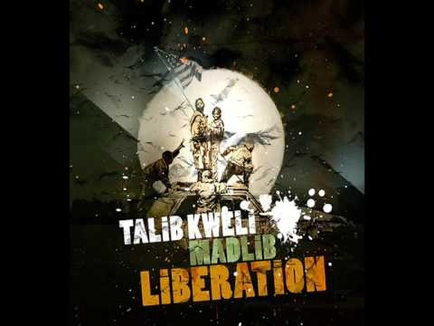 "talib kweli ft madlib ""over the counter"" (real hip hop)"