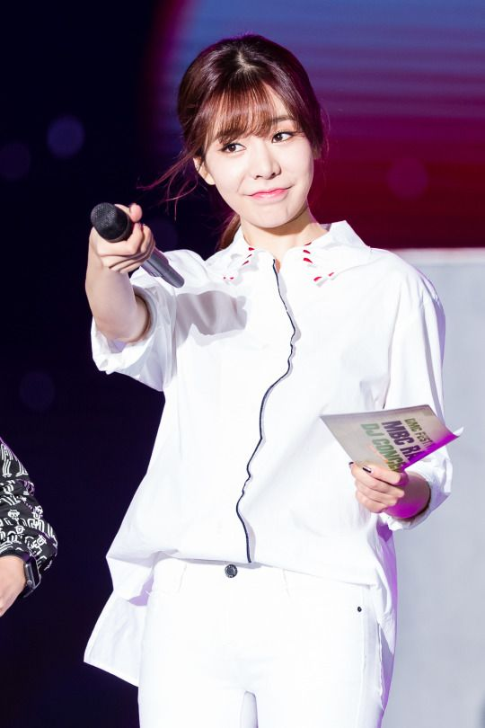 150906 Sunny - DMC 2015 Radio DJ Concert   DC SY GALL  | ☞ Do not edit, Do not remove the watermark