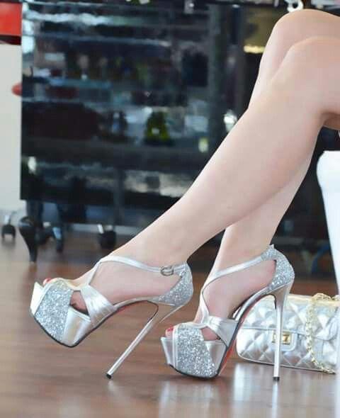 Shoes..... & accesorios plata