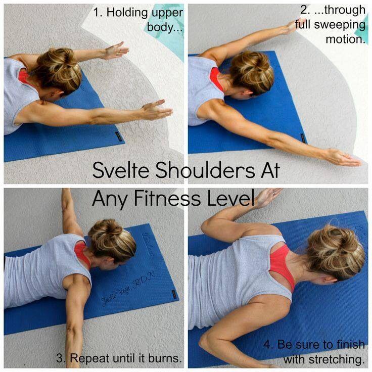 Svelte Shoulders
