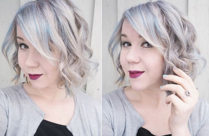 #pastelbluehair L'Oreal Colorista one day colour - pastel blue