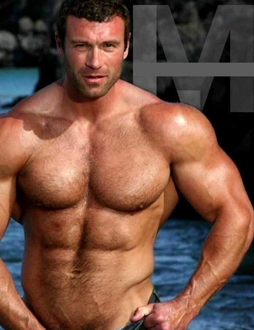 nice body naked guy