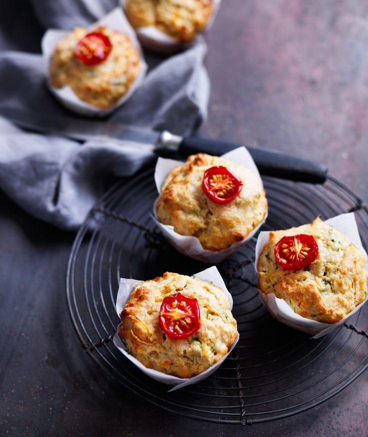 Recipes   Vegetable Muffins   Louise Fulton Keats