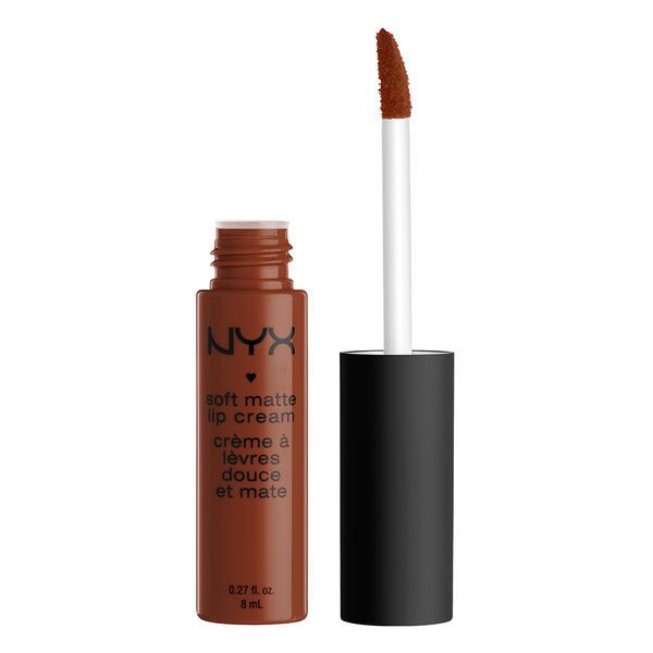 This matte lip cream goes on silky smooth and sets to a matte finish. It is formulated to last you all day and keep your lips moisturized.