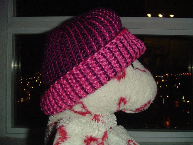 Crochet Hat Pattern N Hook ~ Dancox for .