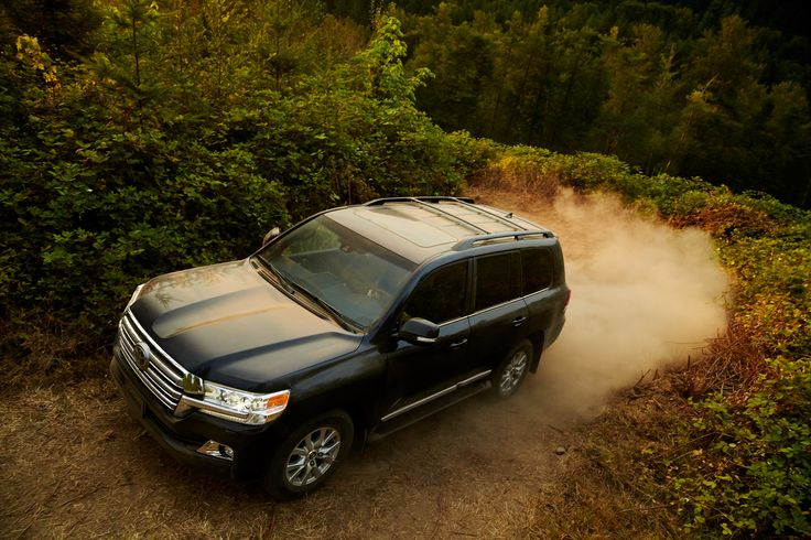 This Is The US-Spec 2016 Toyota Land Cruiser [49 Photos]