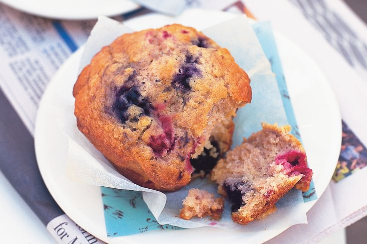 A little muffin treat will be welcomed in the lunch boxes of kids and adults alike.