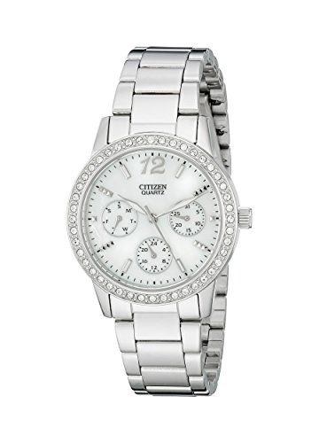 #Citizen Quartz watches contain the same High Quality Manufacturing, Beauty, and Style as the higher-end Citizen Eco-Drive models, but at a much lower price. Pow...