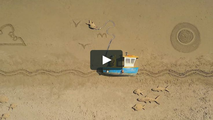 'Gulp' is a short film created by Sumo Science at Aardman, depicting a fisherman going about his daily catch.  Shot on location at Pendine Beach in South…