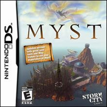 Myst by Storm City Games (Nintendo DS)