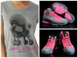 "#BronBron  ! We came back home too! Like we never left...and we keep it Town Biz with our ""All On A Bitch"" tee paired up with the #Lebron9  Pink Nano Grey joints! www.7Filthy.com #7Filthy   #FilthyLIFE   #ThatsFILTHY   #sneaker   #sneakers   #sneakerhead   #sneakerfreaker   #sickkicks   #dope   #dopeness   #dopekicks   #summer   #summerfashion   #fashion   #nba   #basketball   #urban   #urbanwear   #lebronjames   #lebronX   #lebron   #kingjames   #kicks   #seattle   #washington"
