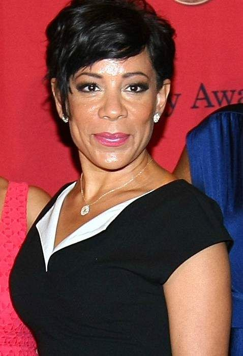 Selenis Leyva as seen in May 2014