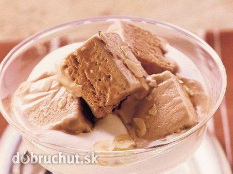 Nugátová zmrzlina