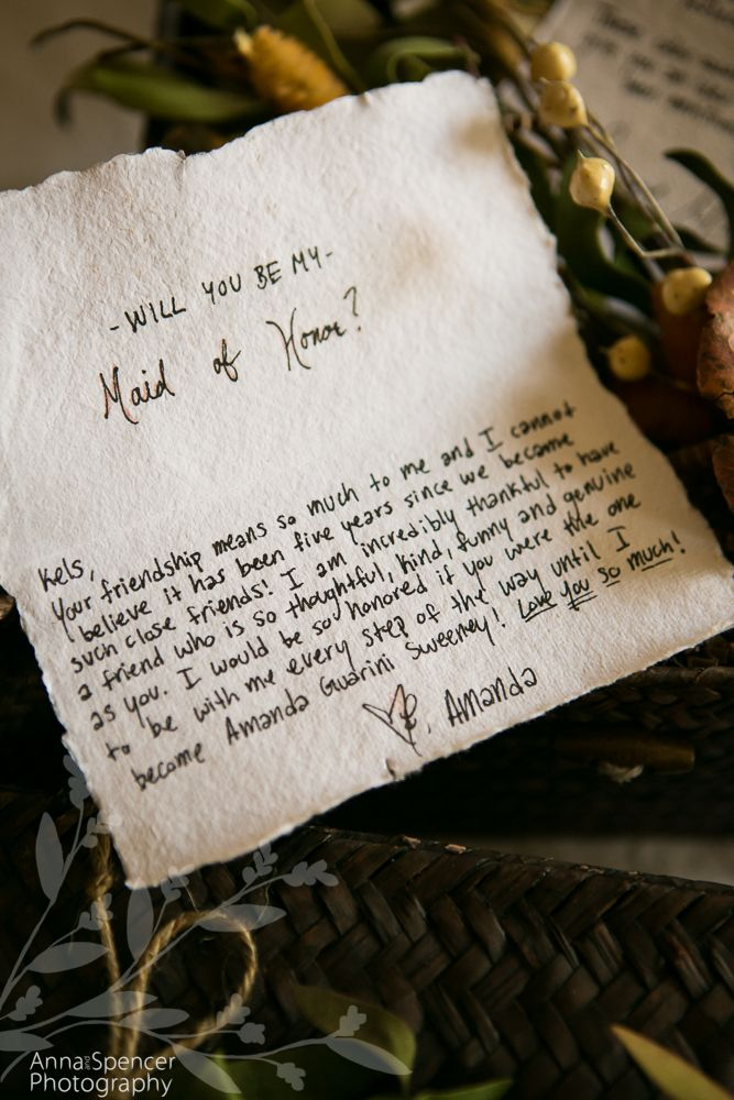 The 25+ best Bridesmaid letter ideas on Pinterest Letter to - proposal letters