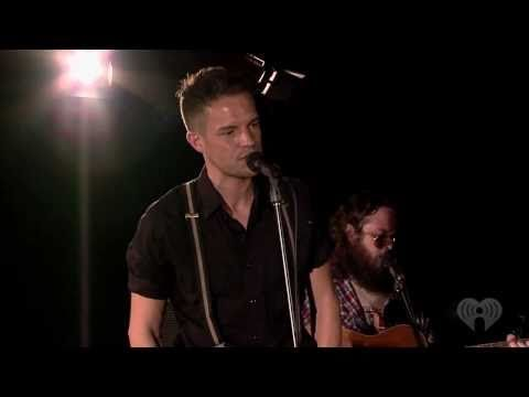 ▶ Brandon Flowers - Crossfire (Live Acoustic) - i love everything about him. His creativity & music. he is one of my favorites.