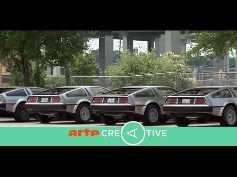Die Zukunft ist zurück (2/7) - DeLorean aka. die Zeitmaschine - ARTE Creative (5:36)