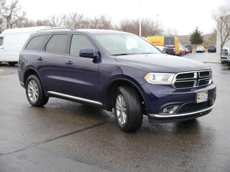 2017 Used Dodge Durango SXT $32,800 | Carsoup