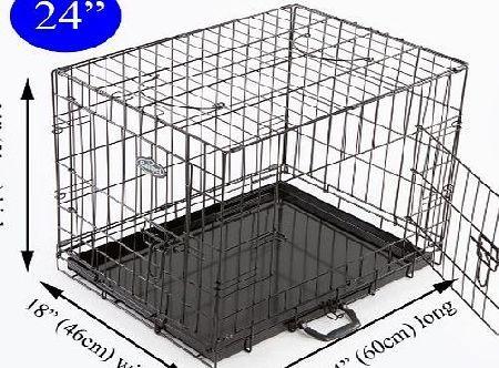 Easipet Puppy Cage for Dog, 60 x 46 x 51 cm, Black No description (Barcode EAN = 5060164210474). http://www.comparestoreprices.co.uk/december-2016-week-1-b/easipet-puppy-cage-for-dog-60-x-46-x-51-cm-black.asp