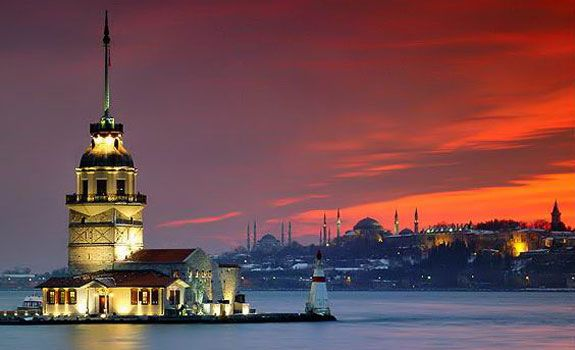 want to see..  Istanbul, Turkey