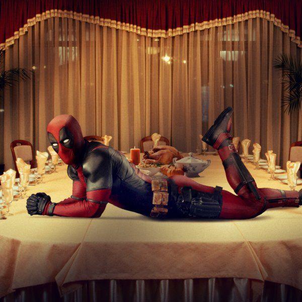 'Deadpool', o mercenário Wade Wilson (Ryan Reynolds) é um anti-herói do universo Marvel, conhecido como..