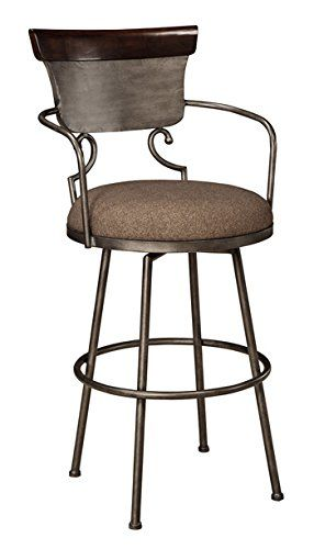Signature Design by Ashley Moriann 30 in. Bar Stool For Sale https://kitchenbarstools.life/signature-design-by-ashley-moriann-30-in-bar-stool-for-sale/